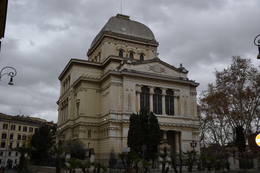 Sinagoga, Roma